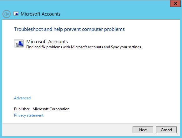 microsoft accounts