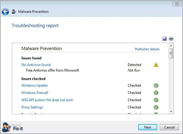 microsoft malware prevention