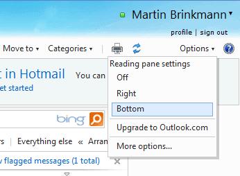 upgrade to outlook.com