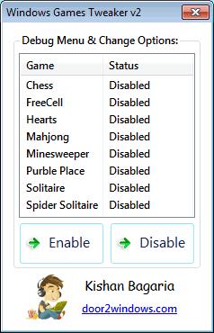 windows games tweaker