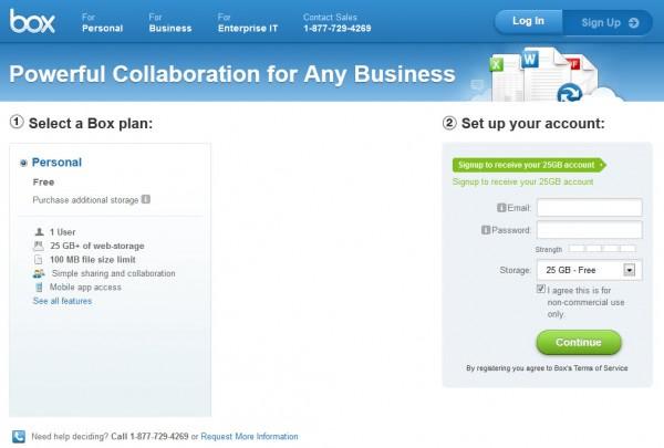 box.com promo cloud hosting