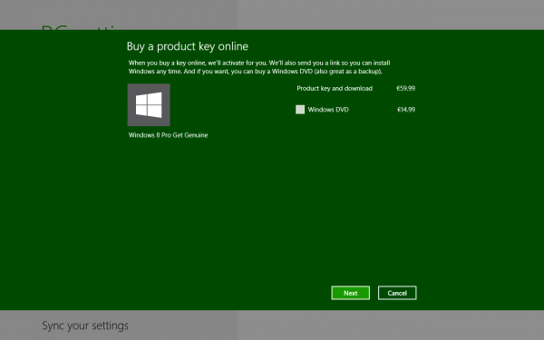 buy windows 8 pro