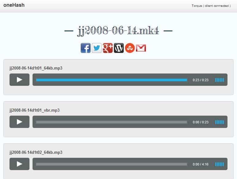 web browser with torrent downloader