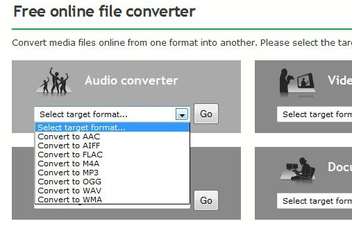 Convert Files online with Online-Convert com - gHacks Tech News