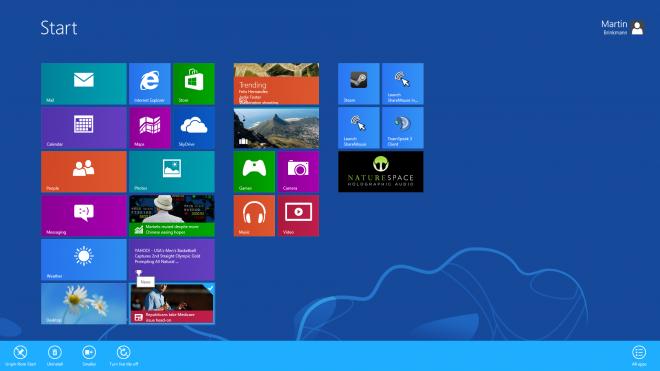 uninstall windows 8 apps