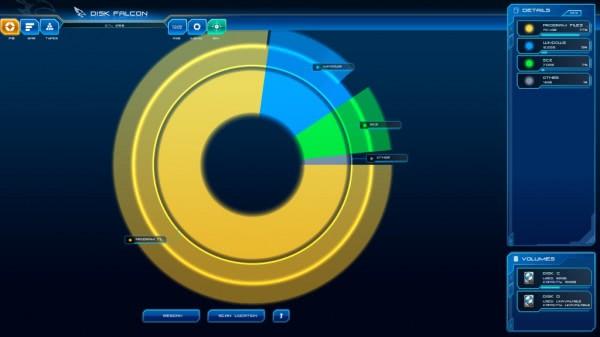 disk analysis windows 8