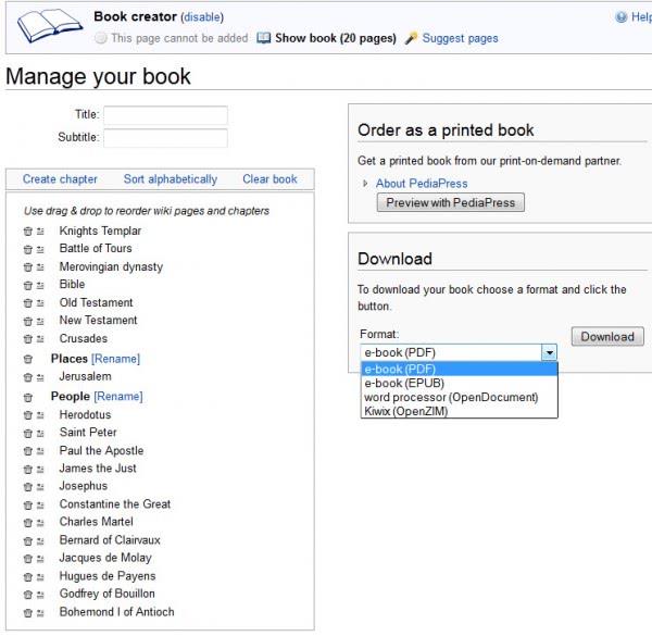 download wikipedia ebook