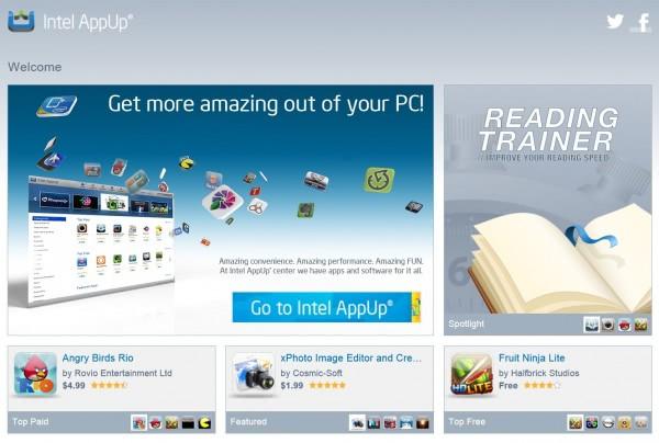 intel app-up store