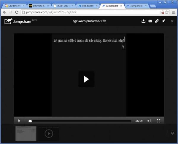 jumpshare file sharing