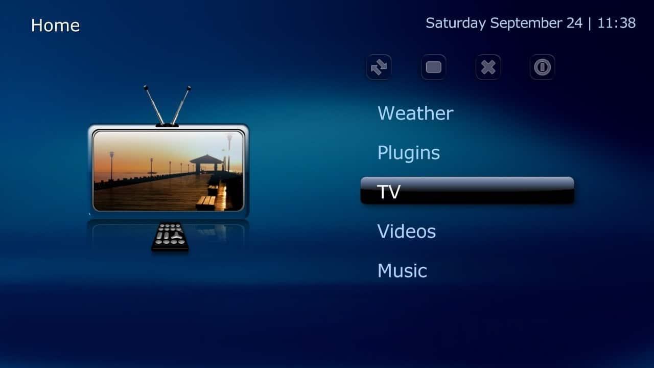 3 Free Windows Alternatives To Media Center Ghacks Tech News