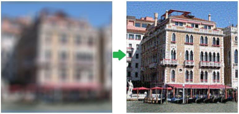 SmartDeblur restores defocused or blurred photos - gHacks