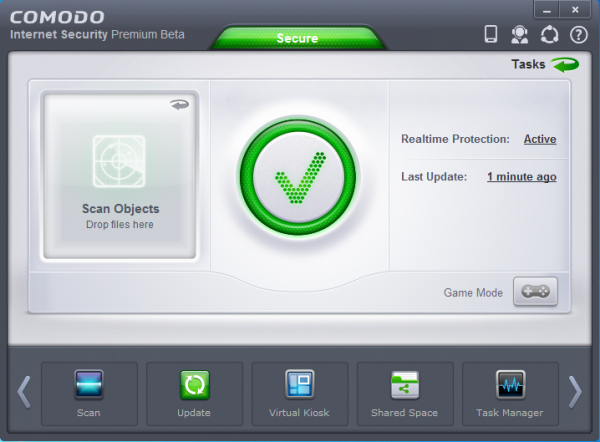 comodo internet security 2013