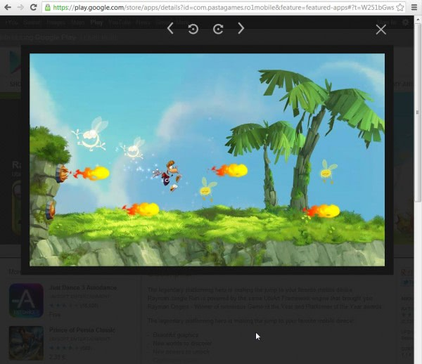 google play high-res screenshots