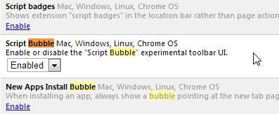 script bubble