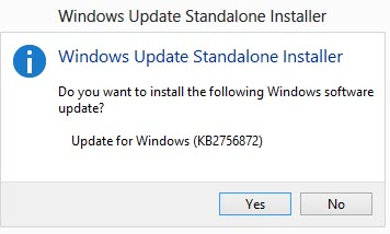 windows 8 performance reliability update