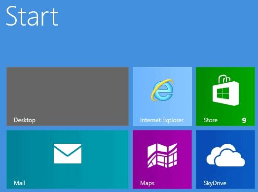 windows 8 store updates