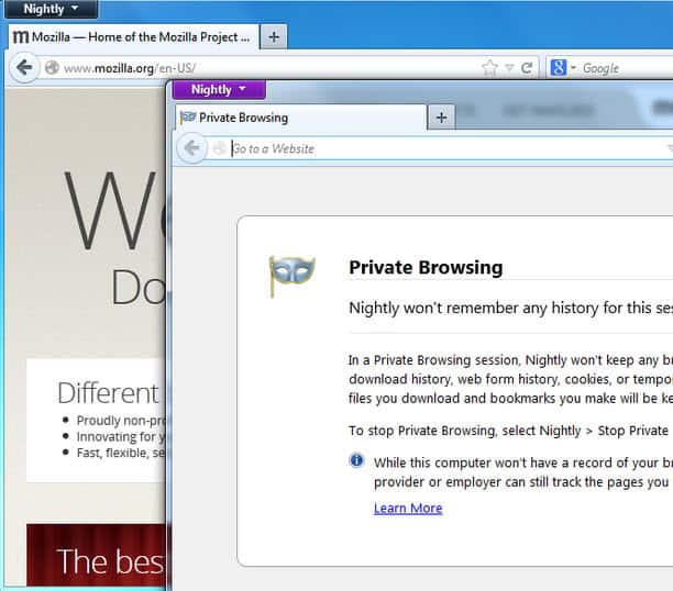 firefox per window private browsing