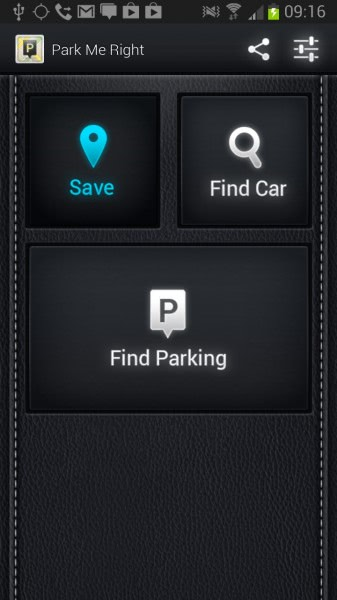 park me right car locator