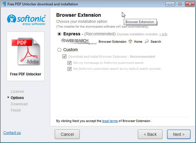 softonic downloader
