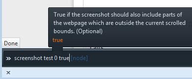 take screenshot firefox