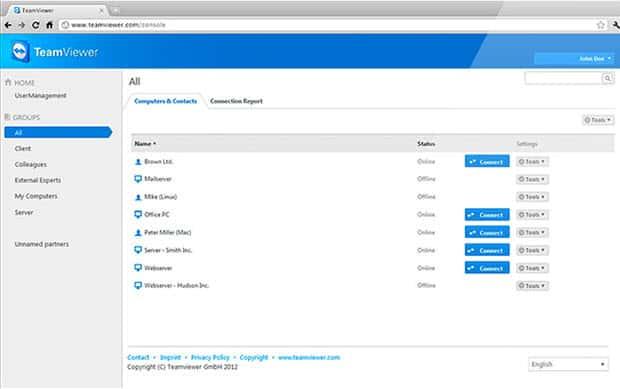 TeamViewer 8 Beta now available - gHacks Tech News