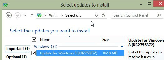 windows update KB2756872