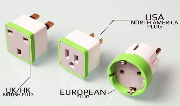 Meter plug worldwide