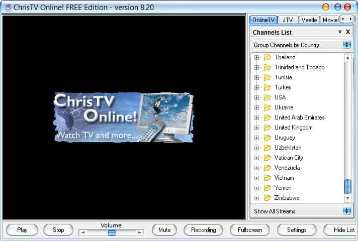 ChrisTV Online is one more app for cord-cutters - gHacks