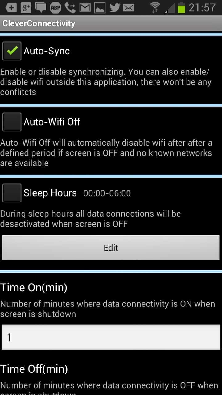 Android How to disable WiFi