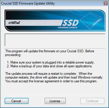 crucial firmware update
