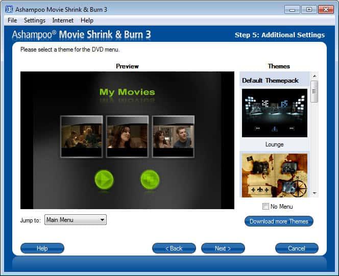 Ashampoo Movie Shrink & Burn 3.02 Free Download ...