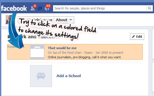 facebook privacy watcher
