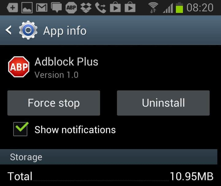 How to uninstall Android apps quickly