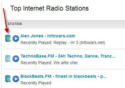 add radio station
