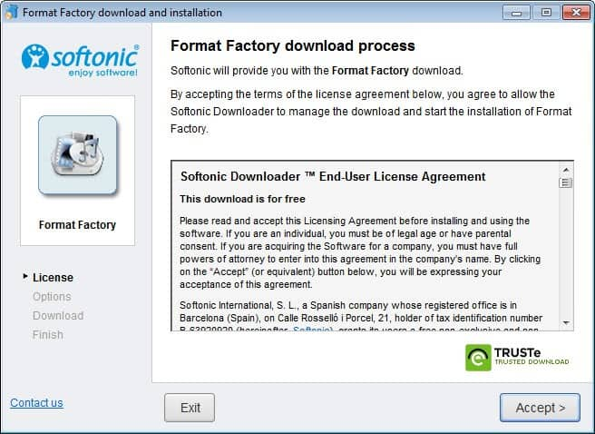 softonic download