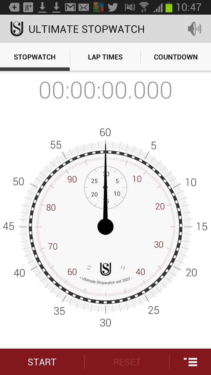 Ultimate Stopwatch and Timer for Android - gHacks Tech News