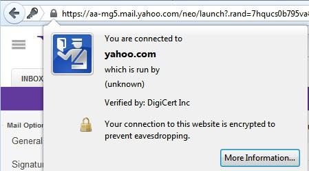 yahoo mail https