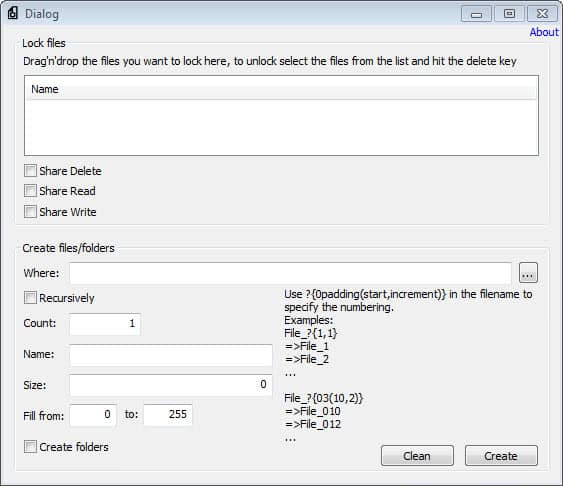 how to create multiple folders