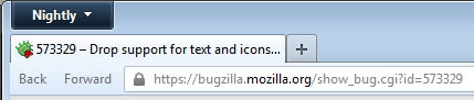 firefox text screenshot