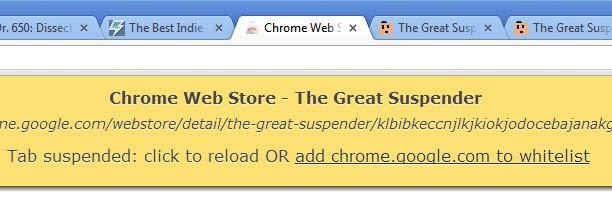 free chrome memory screenshots