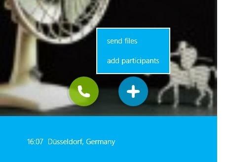 skype send files screenshot