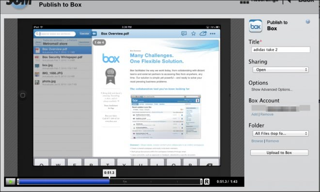 box screencast o matic