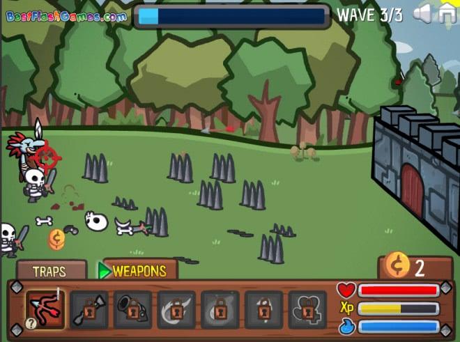 castle siege review