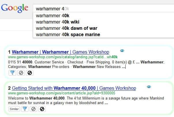 google schmoogle userscript userscript