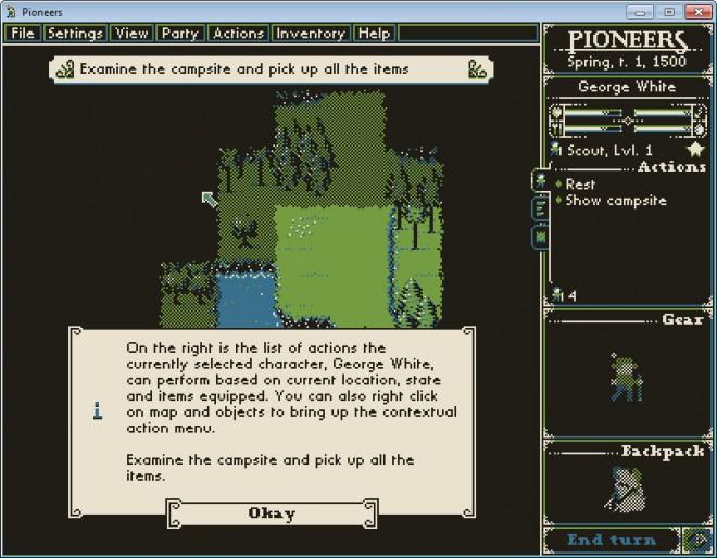 pioneers game