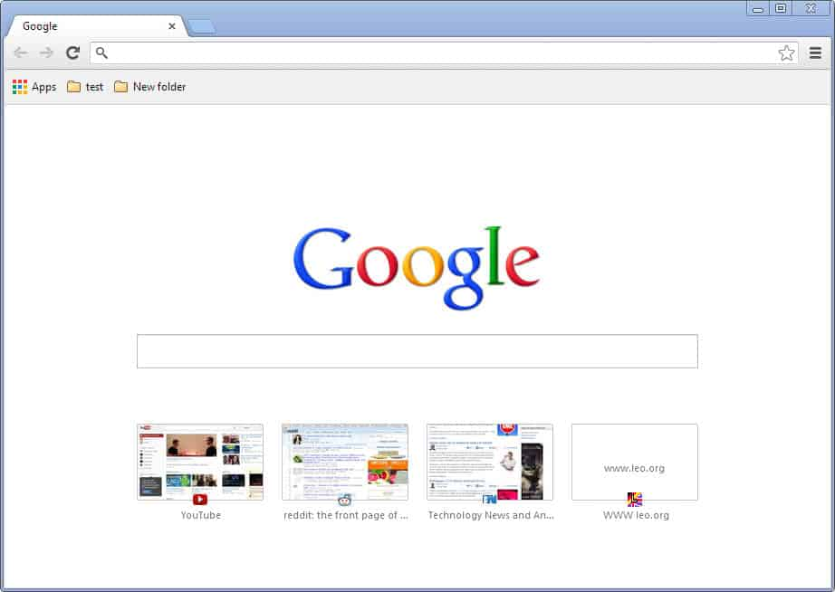 don u0026 39 t like chrome u0026 39 s new tab page  change back to the old