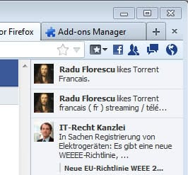 facebook messenger firefox