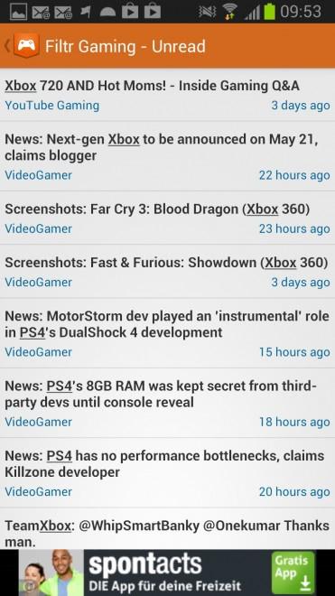 filtr gaming news