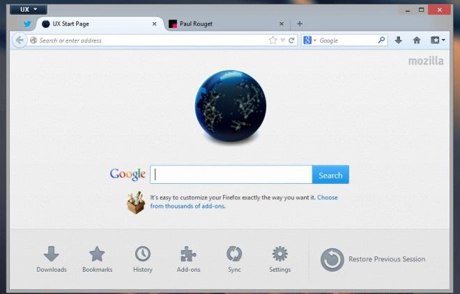 Firefox's Australis theme may have disastrous consquences for users