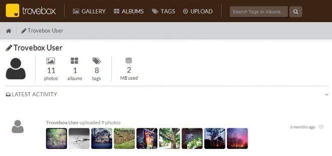 trovbox homepage